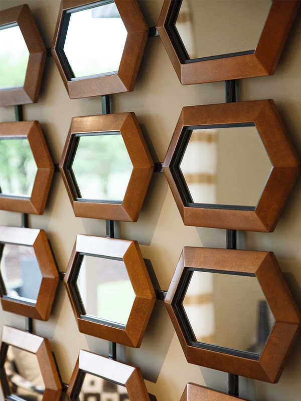 Wadingburn mirror