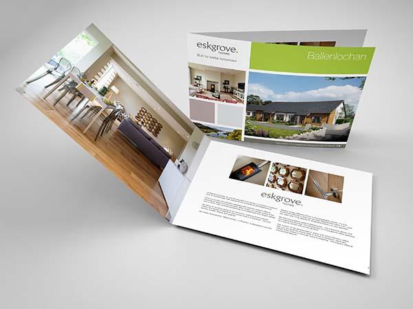 Pitlochry Brochure Mockup